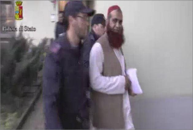 operazione antiterrorismo - arresto Imam