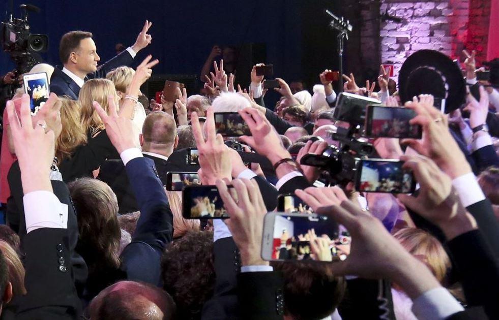 Andrzej Duda è il nuovo presidente della Repubblica di Polonia