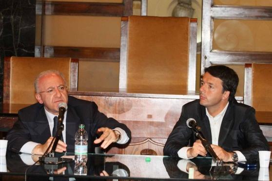 """Renzi: """"Nel Pd candidati puliti"""". Su impresentabili si attende pronuncia Antimafia"""