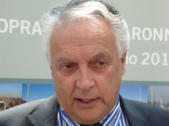 Il presidente di Ferrovie Nord Milano, Norberto Achille