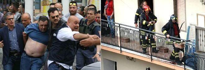 Strage a Napoli Giulio Murolo ammazza 4 persone