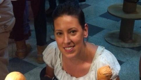 La giovane Tania Valguarnera, uccisa da un pirata a Palermo
