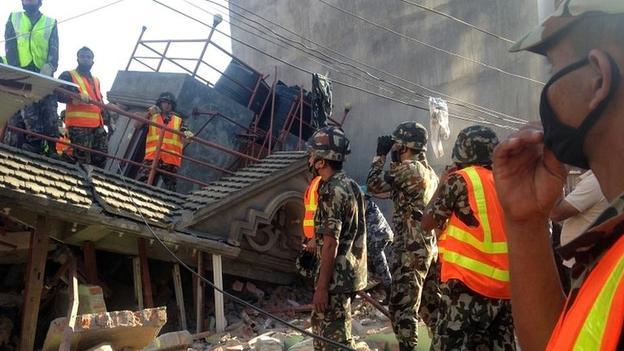 Terremoto oggi in Nepal 12 maggio 2015