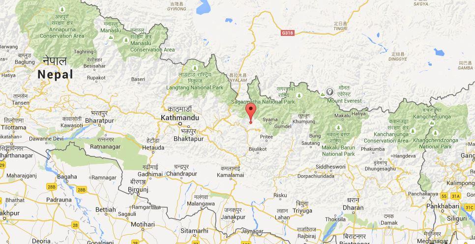 nuovo terremoto in Nepal 7.4