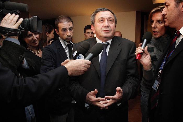 Il senatore di Ncd Antonio Azzolini