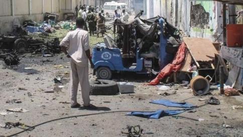 Attacco kamikaze di al-Shabaabin Somalia