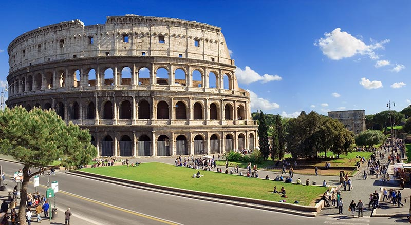 Colosseo, Roma Capitale