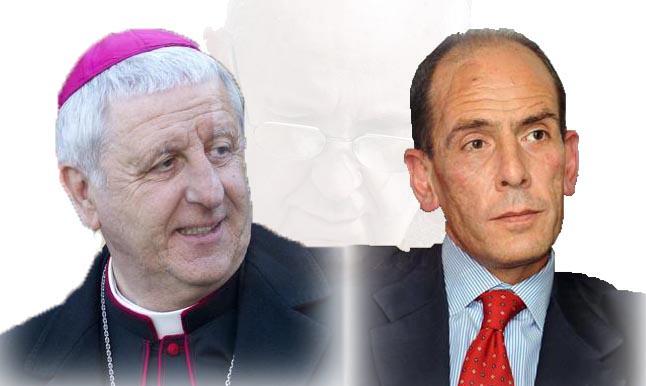 Giseppe Versaldi e Giuseppe Profiti
