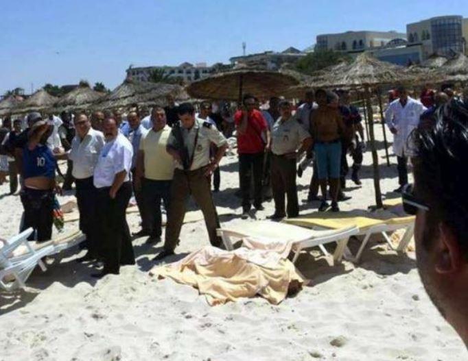 L'attacco dell'Isis sulla spiaggia di Sousse in Tunisia