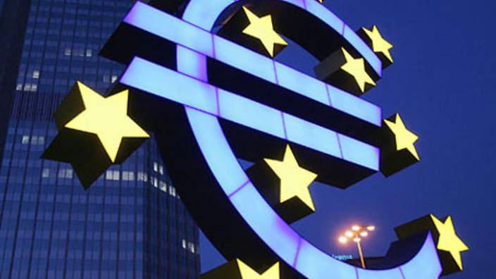 Eurotower di Francoforte sede della Bce