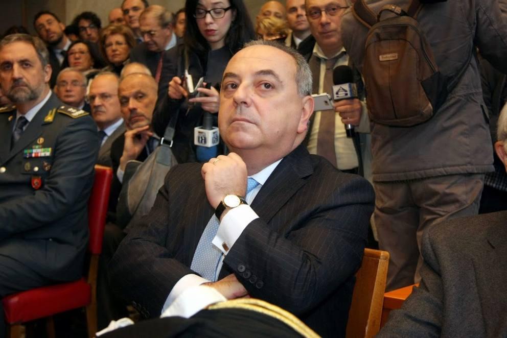 Il procuratore di Palermo Francesco Lo Voi