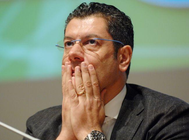 L'ex governatore della Calabria Giuseppe Scopelliti