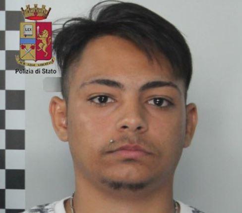 Il presunto omicida Roberto Mangano