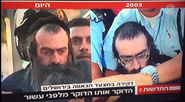 Yishai Schlissel l'ebreo ortodosso che ha accoltellato 6 persone al gay pride di Gerusalemme
