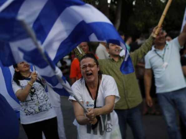 Vince Tsipras, piccolo Davide contro i Golia della Finanza e dell'usura