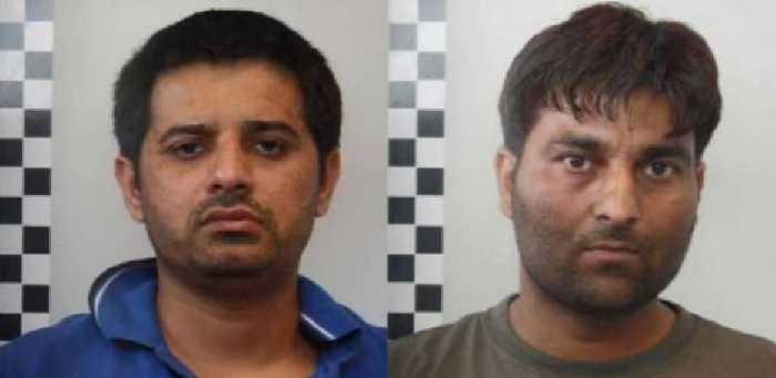 Adnan Muhammad e Singh Sardjit presunti killer dei coniugi di Brescia Seramondi