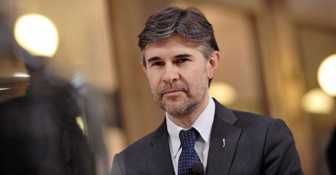 Il viceministro Andrea Olivero