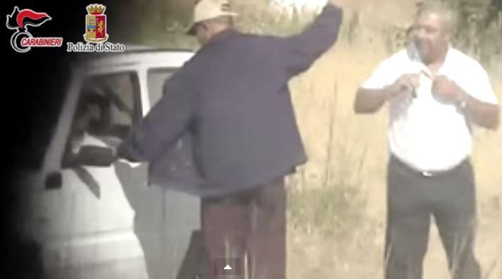 presunti fiancheggiatori Matteo Messina Denaro