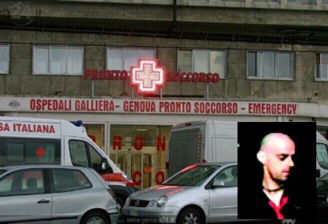 Pronto soccorso ospedale Galliera Genova Malasanità a Genova, muore Fabrizio Vigo per meningite