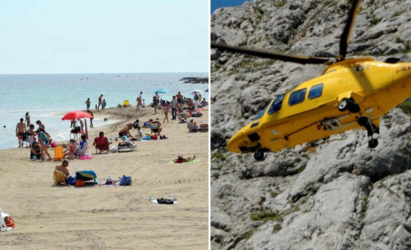 week end tragico in Italia 7 vittime, morti due bambini di 10 e 5 anni