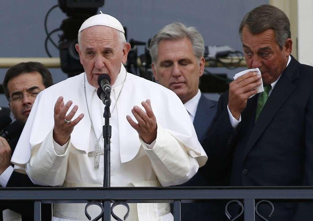 visita di Papa Francesco negli Usa Il messaggio di Papa Francesco all'Onu