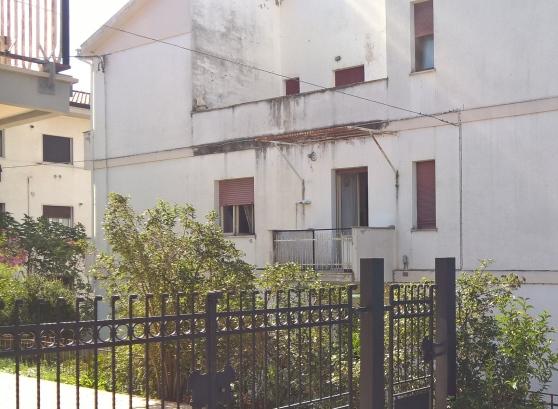 La casa della vittima Gabriele Giammarino a Penne (Pescara)
