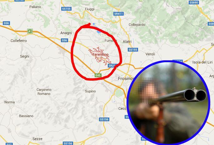 Omicidio a Ferentino di Luciano Bondatti