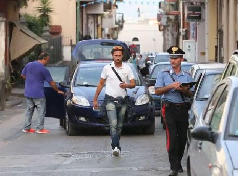 Omicidio a Terzigno Napoli