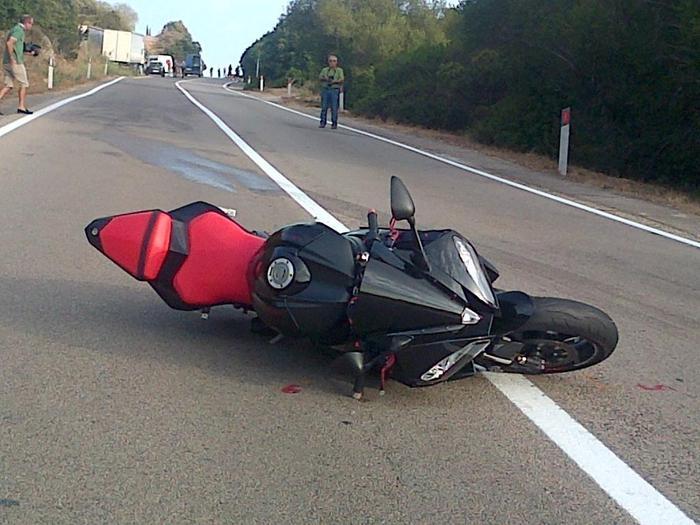 In moto travolto da furgone, muore in Costa Smeralda. Muore Luca Gaetano Eros Pecoraro