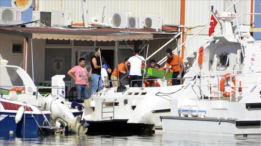 Turchia, barcone affonda tra Bodrum e l'isola di Kos. 17 morti