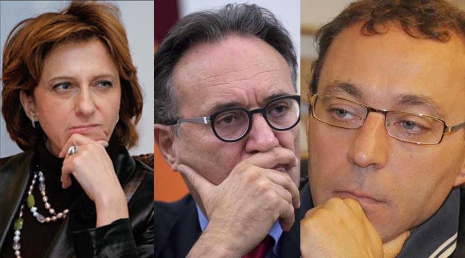 Luigina Di Liegro, Marco Causi e Stefano Esposito assessori dimissionari a Roma - Ignazio Marino sempre più isolato