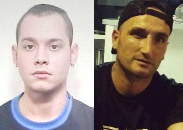 Mirko Scarozza e Fabrizio Ventre Un fermo a Bologna per il duplice omicidio di Roma