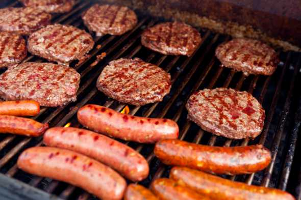 oms hamburger wurstel carne cancerogena