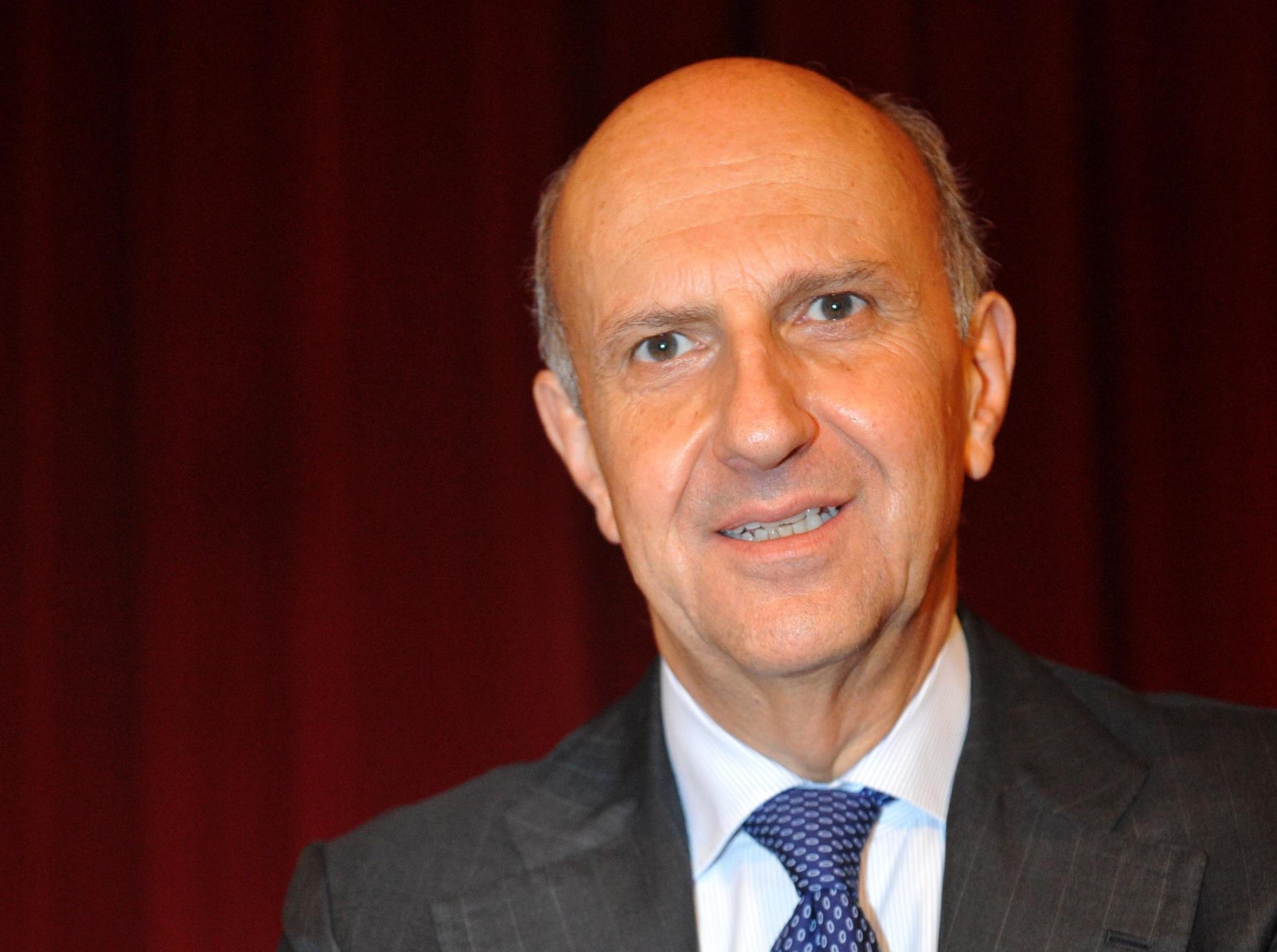 Il capo della Polizia di stato Alessandro Pansa - 25 novembre - giornata internazionale contro la violenza sulle donne