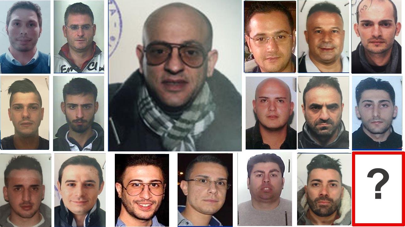 Droga, arrestati di Cosenza operazione Apocalisse - clan Perna Marco