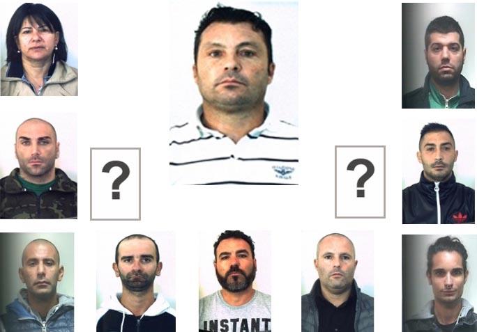 Retata antidroga a Cagliari. 10 arresti. In cella Albino Portoghese