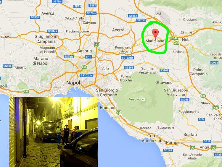 Omicidio a Marigliano, Anna Cozzolino uccide marito Mariano Cannava, Napoli,
