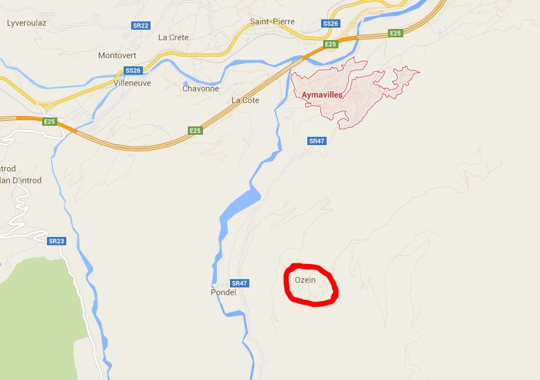 Ozein -Aymavilles, (Aosta). Muore Ervin Buschino bimbo di 4 anni su trattore padre