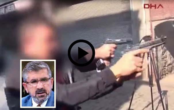 Turchia, ucciso in diretta Tv capo pro curdi, Tahir Elçi. VIDEO CHOC