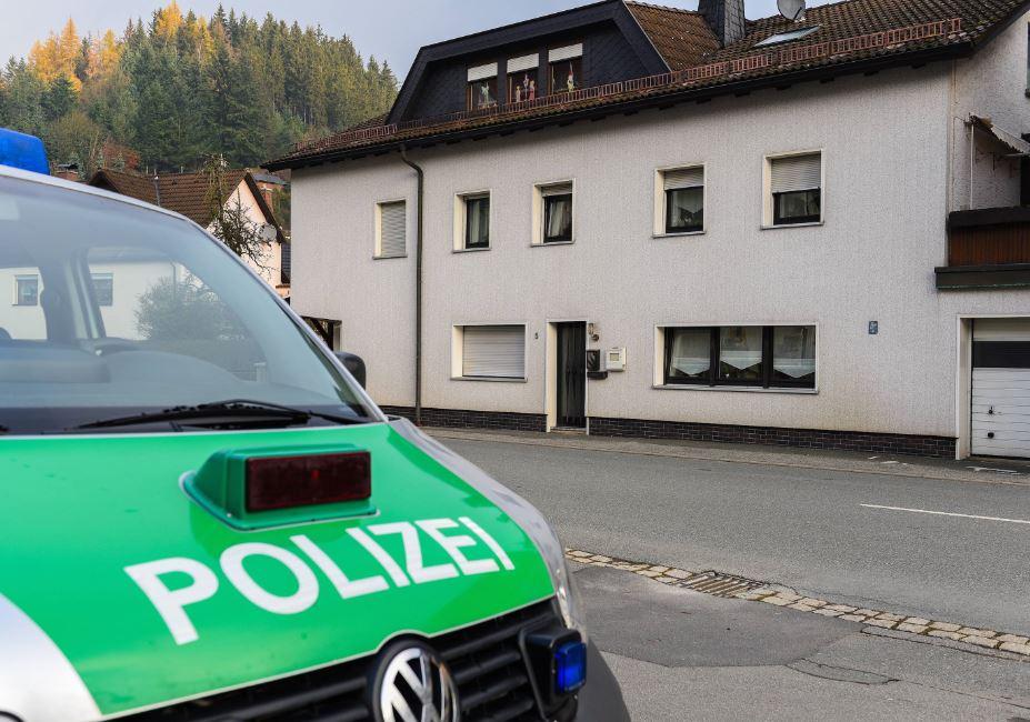 orrore bambini Wallenfels in Baviera