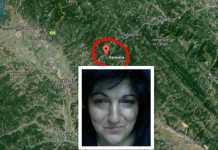 Nel riquadro la vittima Anna Maria Cenciarini