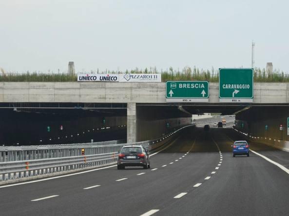 Doppio incidente sull'A4 Milano Brescia. 3 morti e 6 feriti