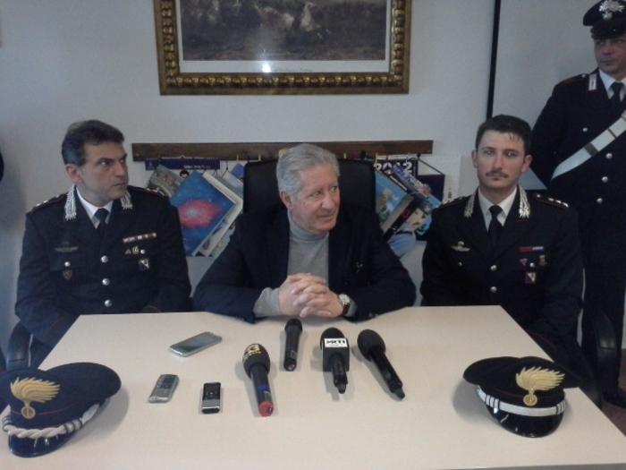 Omicidio Giordanelli, Di Profio tradito da sangue e video