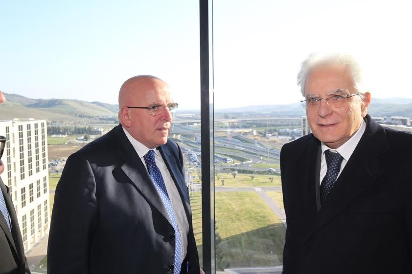 """Mattarella attacca i politici calabresi: """"Non curate i vostri interessi"""""""