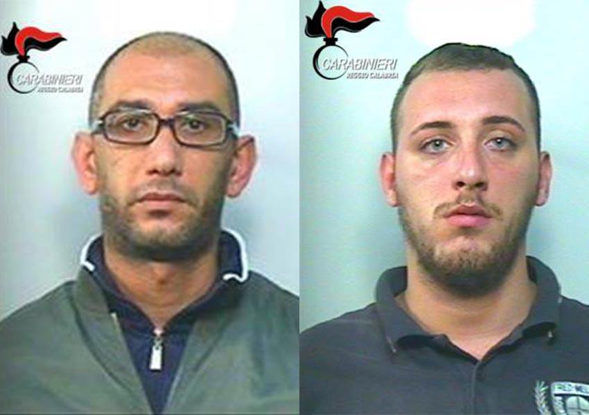 Rapina a Rosarno, due cognati coinvolti in una rapina