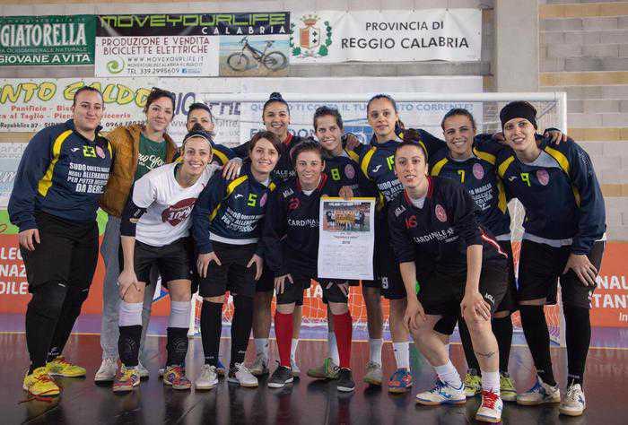 """Sporting Locri, con la Lazio la partita del """"riscatto"""""""