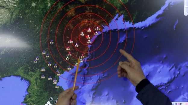 La Corea del Nord testa armi nucleari per la 3° guerra mondiale