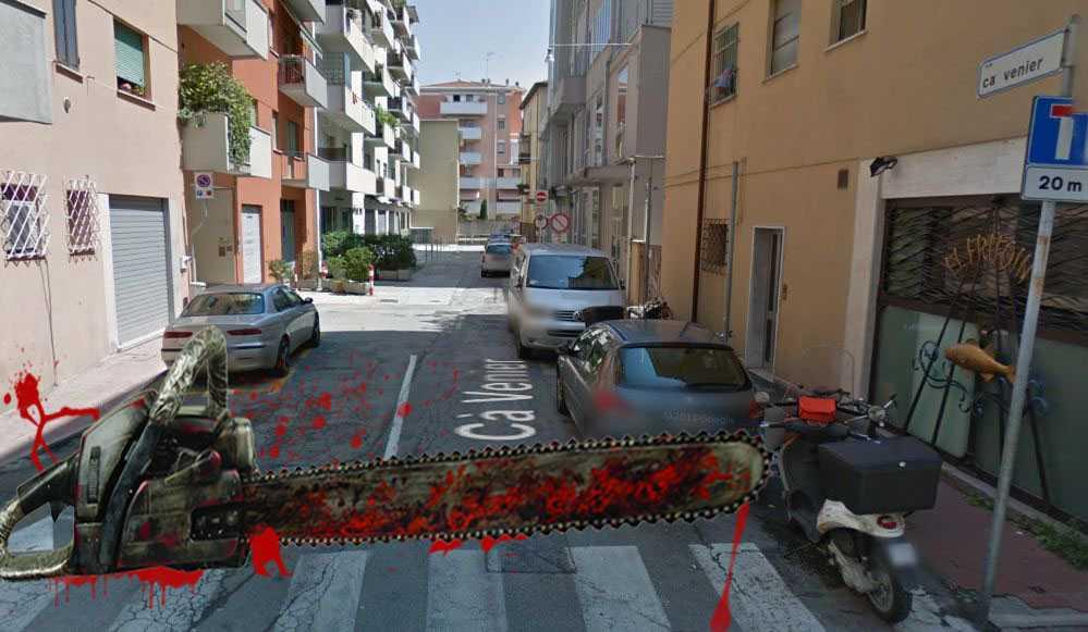 Orrore a Mestre, un pazzo, Riccardo Torta, maciulla con la motosega la zia 78enne Nelly Pagnussat