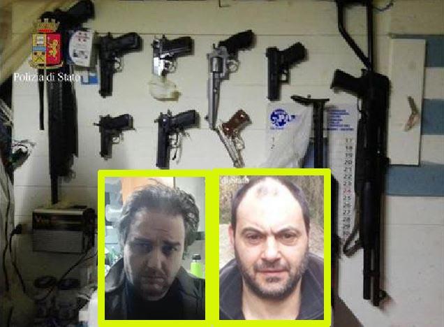 Arrestati boss di 'ndrangheta latitanti Giuseppe Ferraro Giuseppe Crea