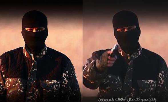 """Isis, il """"clone"""" di Jihadi John uccide 5 """"spie"""": """"Cameron imbecille"""""""